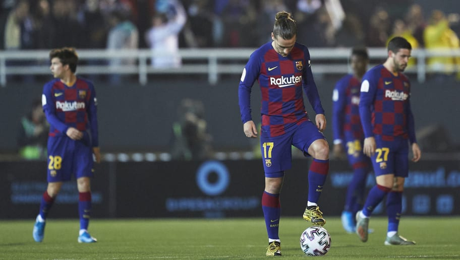 El 1x1 de los jugadores del FC Barcelona en la victoria ...