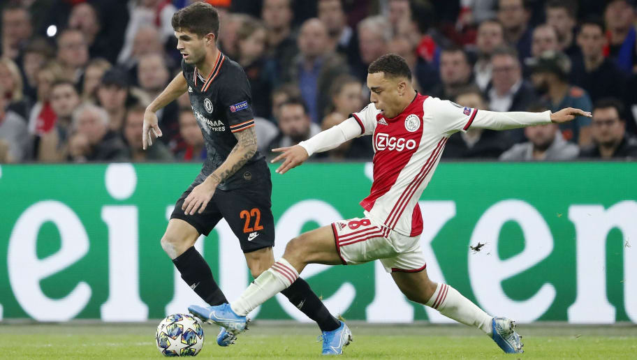 "UEFA Champions League""Ajax Amsterdam v Chelsea FC"""