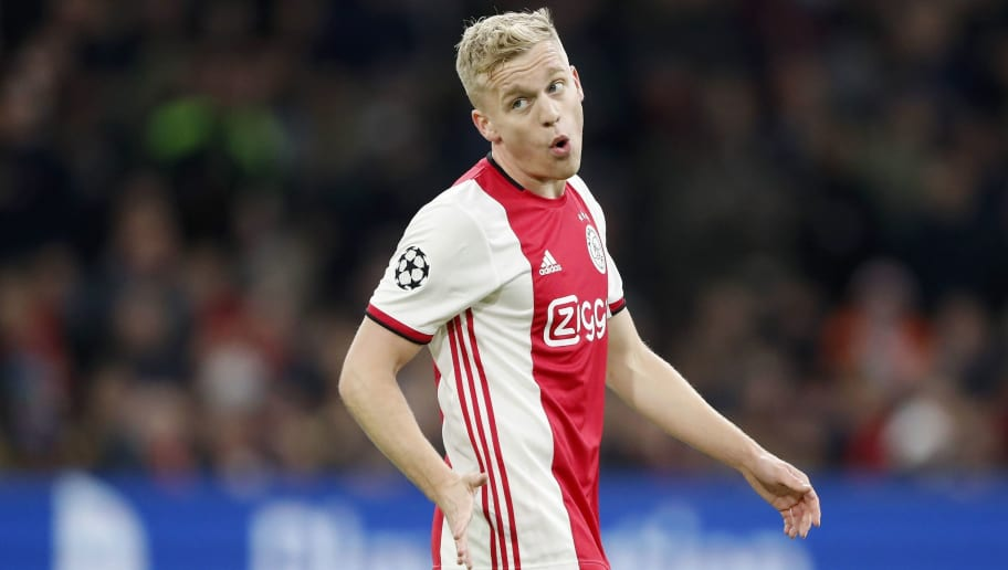 "UEFA Champions League""Ajax Amsterdam v Valencia CF"""