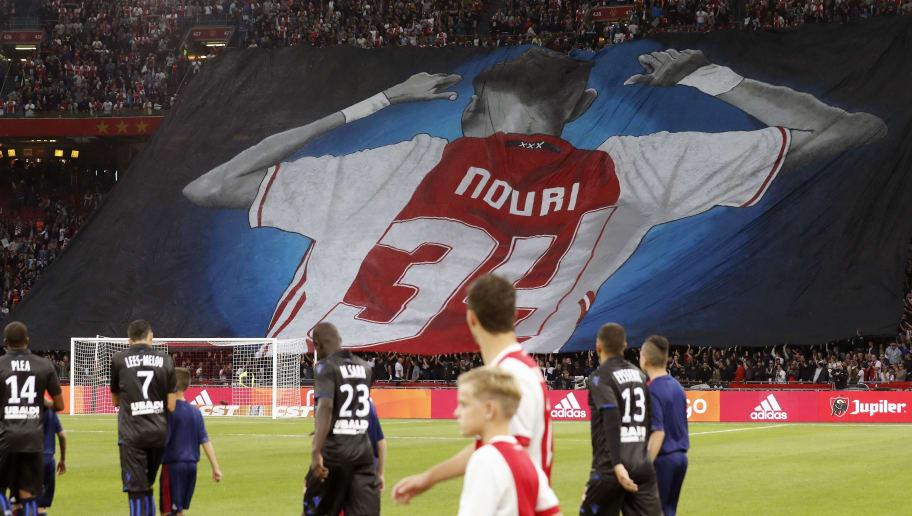 "UEFA Champions League""Ajax v OGC Nice"""