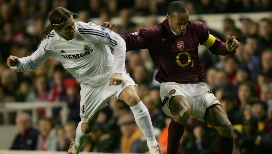 Sergio Ramos,Thierry Henry
