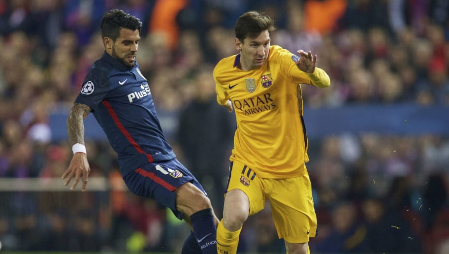 "UEFA Champions League - ""Atletico Madrid v FC Barcelona"""