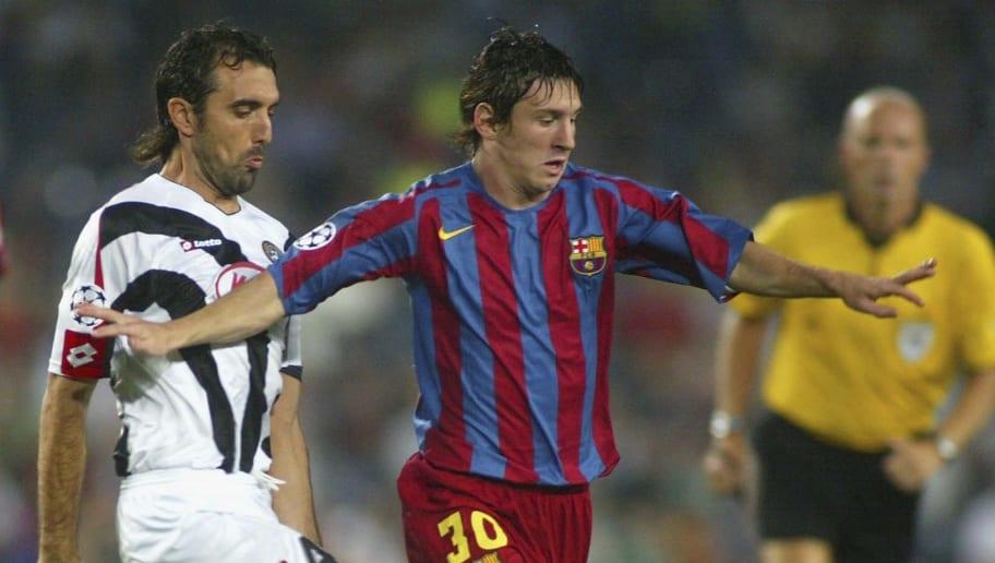 Leo Messi,Valerio Bertotto