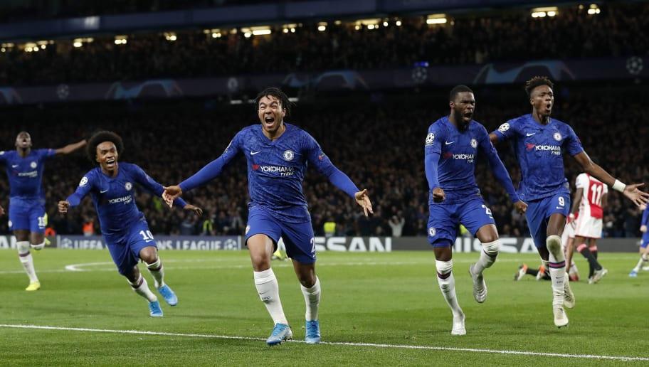"UEFA Champions League""Chelsea FC v Ajax Amsterdam"""