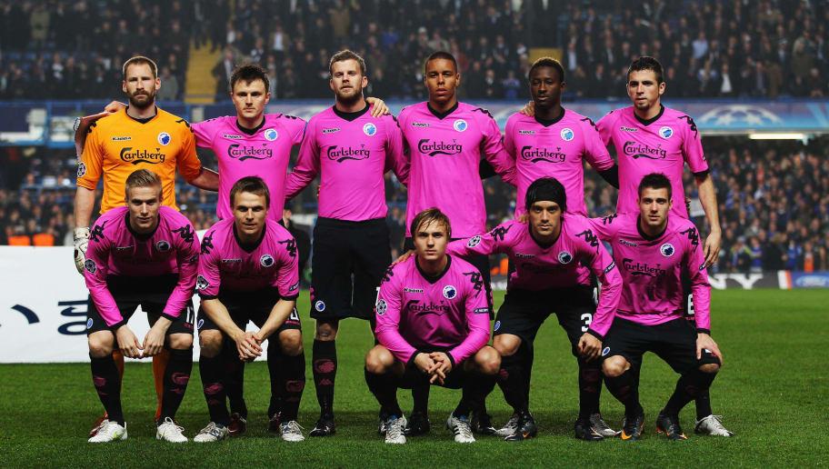 UEFA Champions League - Chelsea v FC Copenhagen