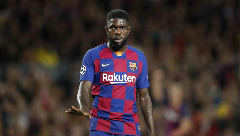 Mercato Barça : Trois clubs se positionnent sur Samuel Umtiti