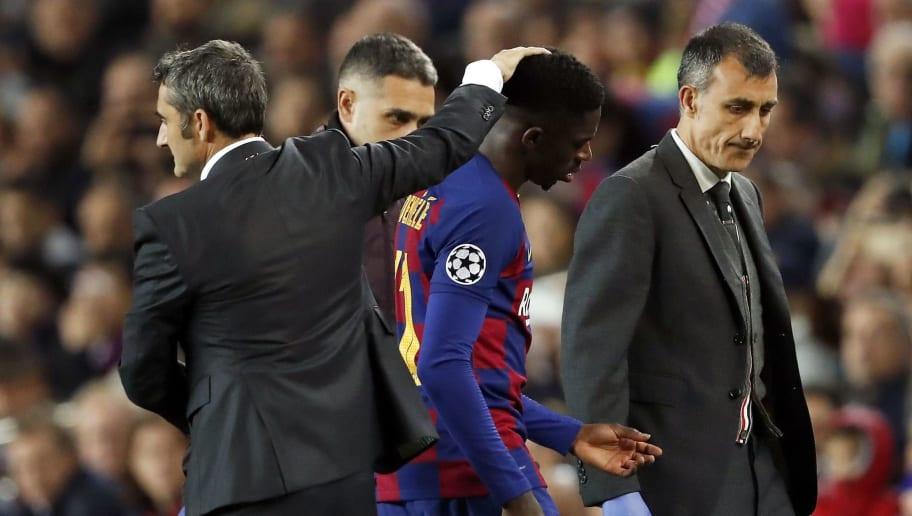 FC Barcelone : La date du retour d'Ousmane Dembélé est connue