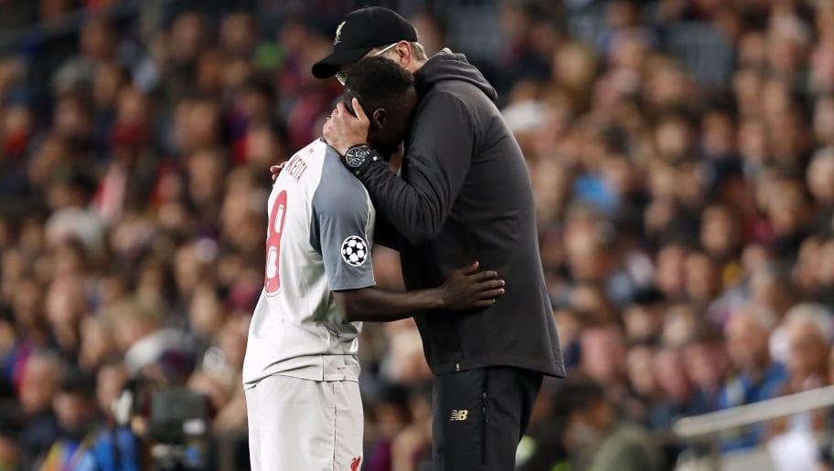 """UEFA Champions League""""FC Barcelona v Liverpool FC"""""""