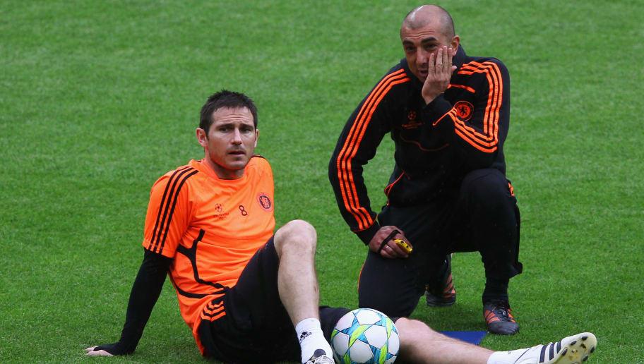 Frank Lampard,Roberto Di Matteo