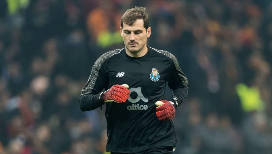 60efdba8db5 Iker Casillas Reveals When He Would Prefer Champions League Return to Madrid