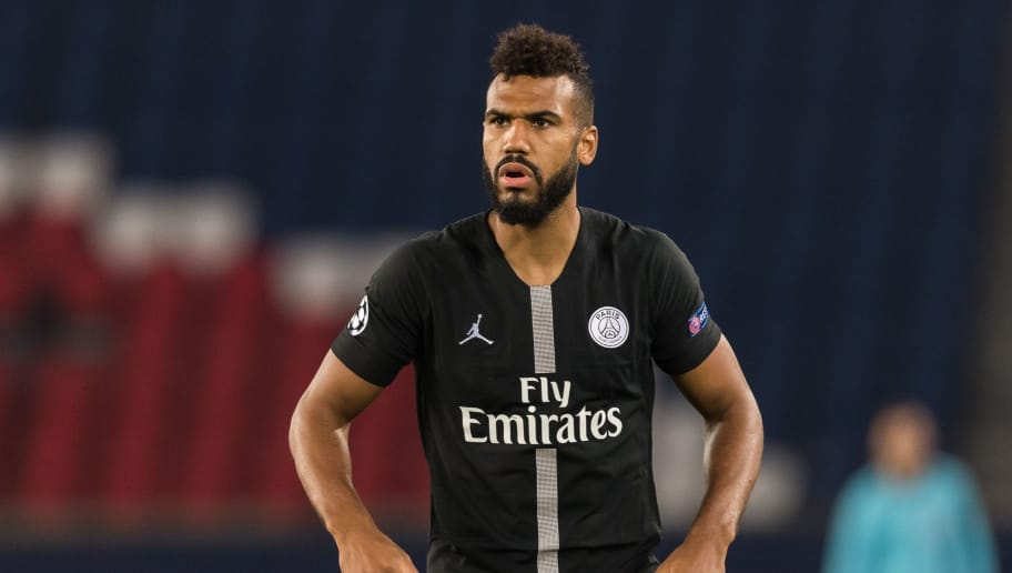 Eric Maxim Choupo-Moting of Paris Saint-Germain during the UEFA Champions League group C match between Paris St Germain and Crvena zvezda at the Parc des Princes on October 03, 2018 in Paris, France(Photo by VI Images via Getty Images)