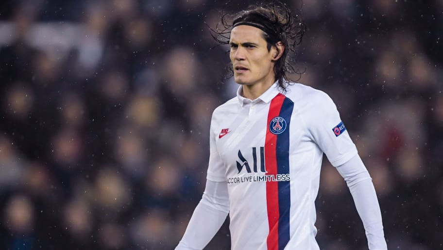 Edinson Cavani Agrees 3 Year Atletico Madrid Contract But Psg Yet To Agree Deal 90min