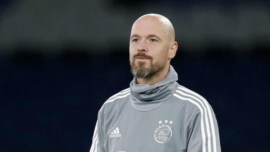 """UEFA Champions League""""Press Conference and Training Session Ajax Amsterdam"""""""