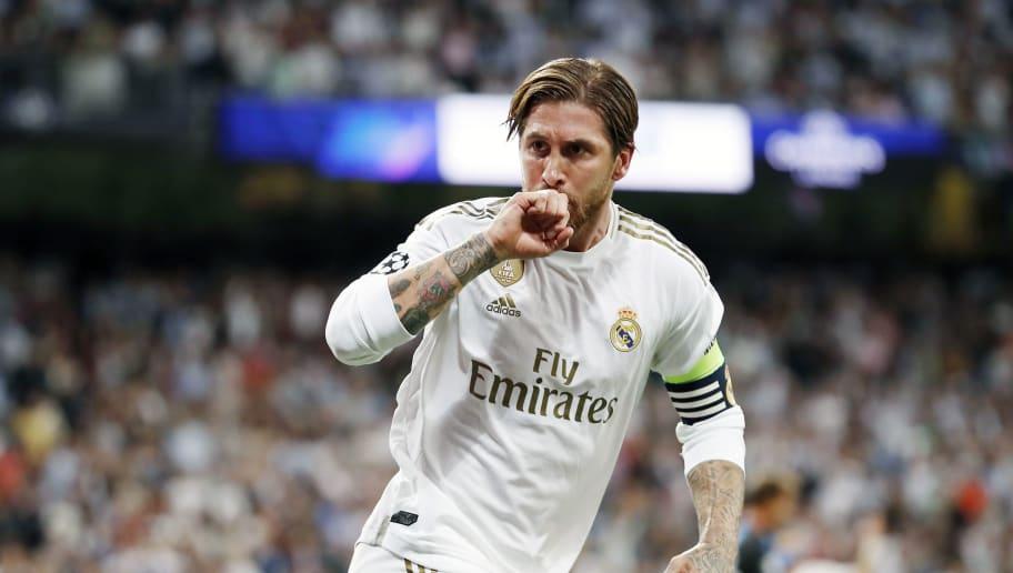 "UEFA Champions League""Real Madrid v Club Brugge"""