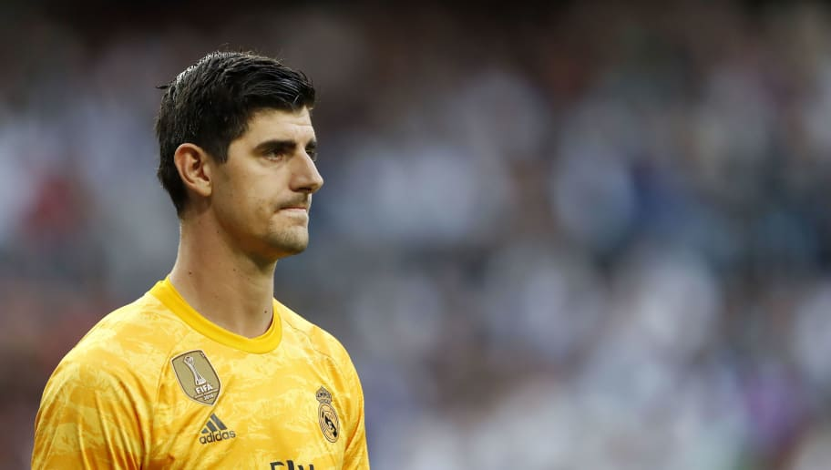 Real Madrid's Thibaut Courtois Denies Anxiety Issues; Asks the Media Not to Publish Lies