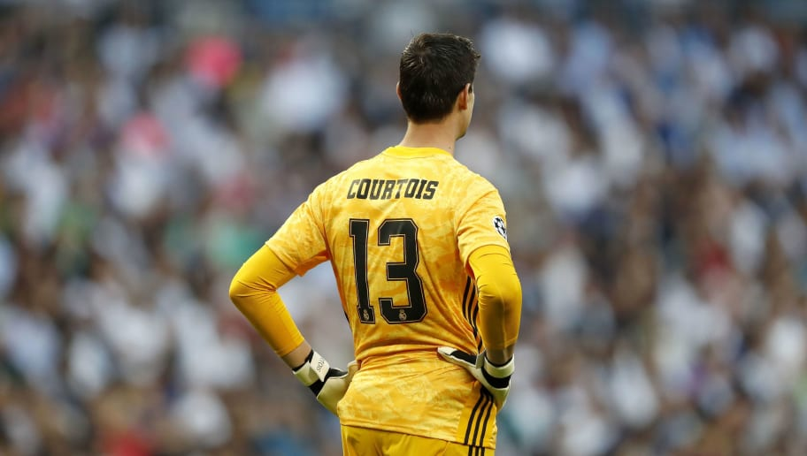 Thibaut Courtois 'Angered' By Real Madrid Fan Response to His Recent Dip in Form