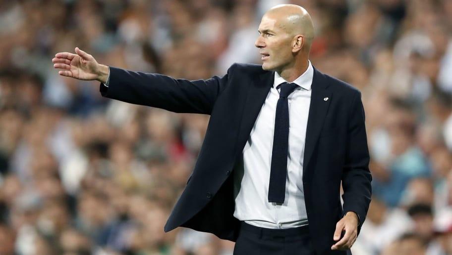 Zinedine Zidane Handed Huge Injury Boost as 3 Real Madrid Stars Return to Training