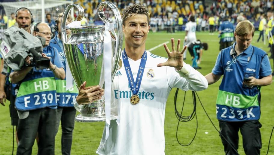 UEFA Champions League'Real Madrid v Liverpool FC'