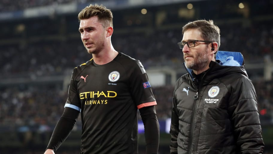 Aymeric Laporte Ruled Out of Manchester Derby as City Learn Extent of Latest Injury