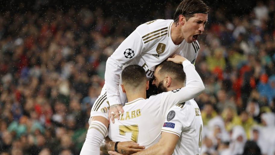 "UEFA Champions League""Real Madrid v Paris Saint-Germain"""