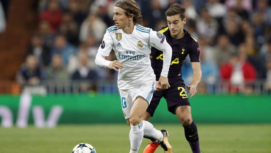3c8a465f9 Jamie Redknapp Explains Why Luka Modric Is  the Best in the World ...