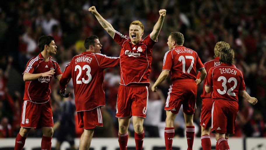 8 Of Liverpool S Best Anfield Nights In Champions League History Ht Media