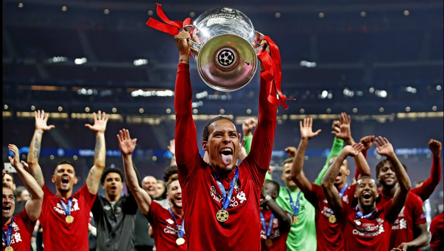 Virgil van Dijk Reveals Incredible Reaction to Viral Video of Liverpool Fans Before CL Final