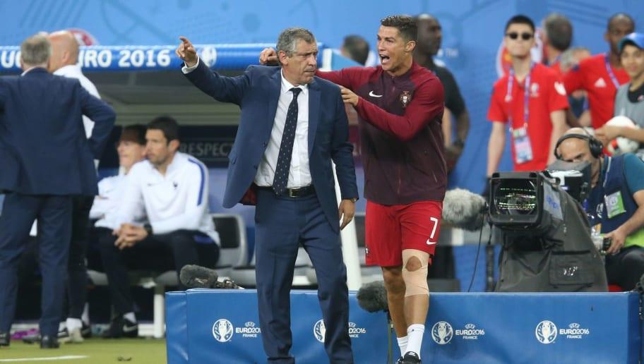 """UEFA EURO 2016 final - """"Portugal v France"""""""