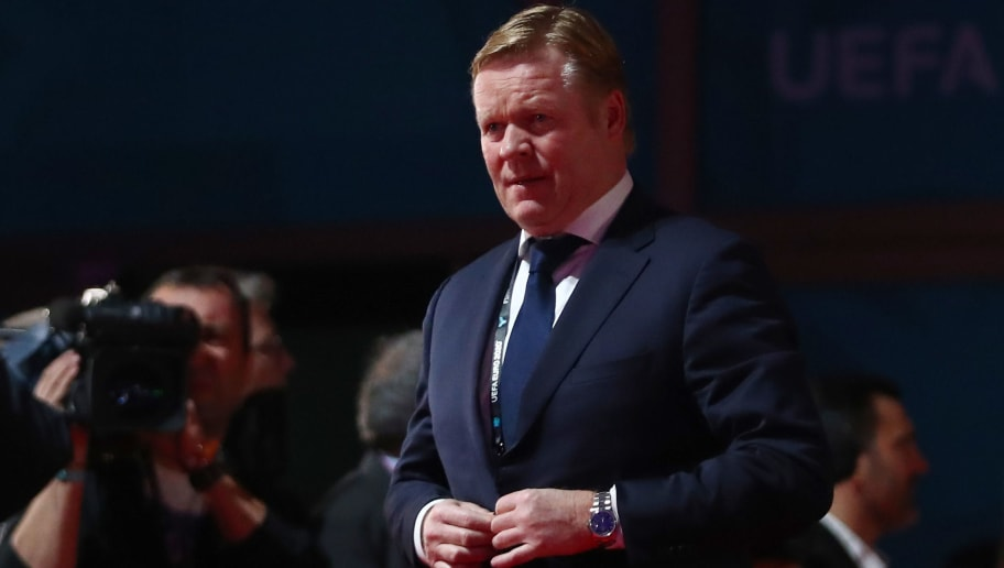 Ronald Koeman Remains Coy (Again) on Speculation Linking Him With Barcelona Job