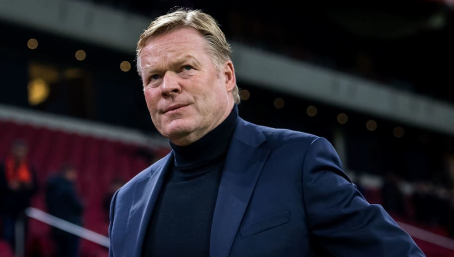 "UEFA EURO 2020 qualifier group C""The Netherlands v Estonia"""