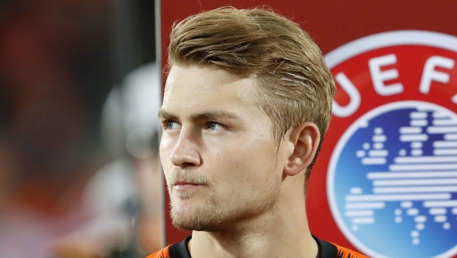 "UEFA EURO 2020 qualifier group C""The Netherlands v Northern Ireland"""