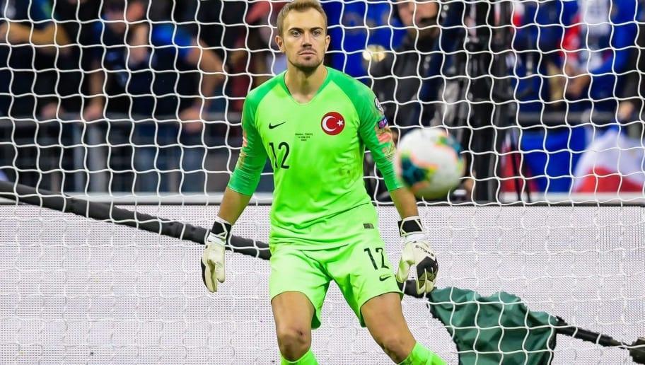 """UEFA EURO 2020 qualifier group H""""France v Turkye"""""""