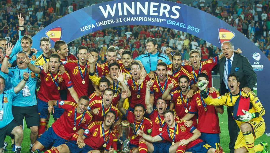 UEFA EURO U21 - Italy U21 v Spain U21