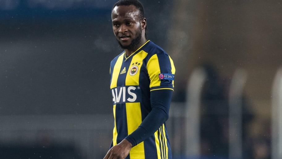 Nijeryalı Kanat Oyuncusu Victor Moses'tan Fenerbahçe'ye