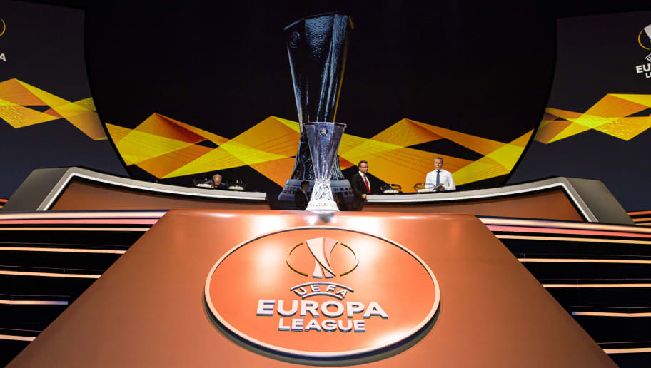UEFA European Club Football Season Kick-Off 2019/2020 - UEL Draw