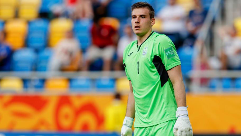 Andriy Lunin