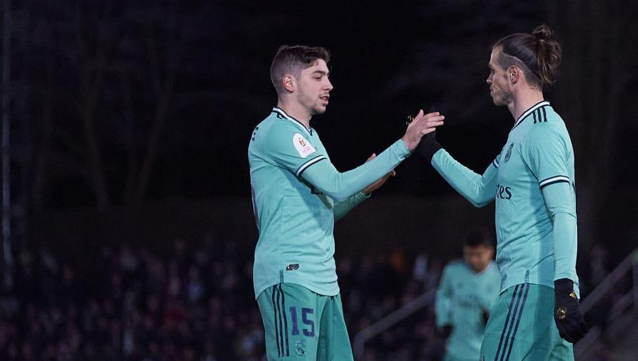 Gareth Bale,Federico Valverde