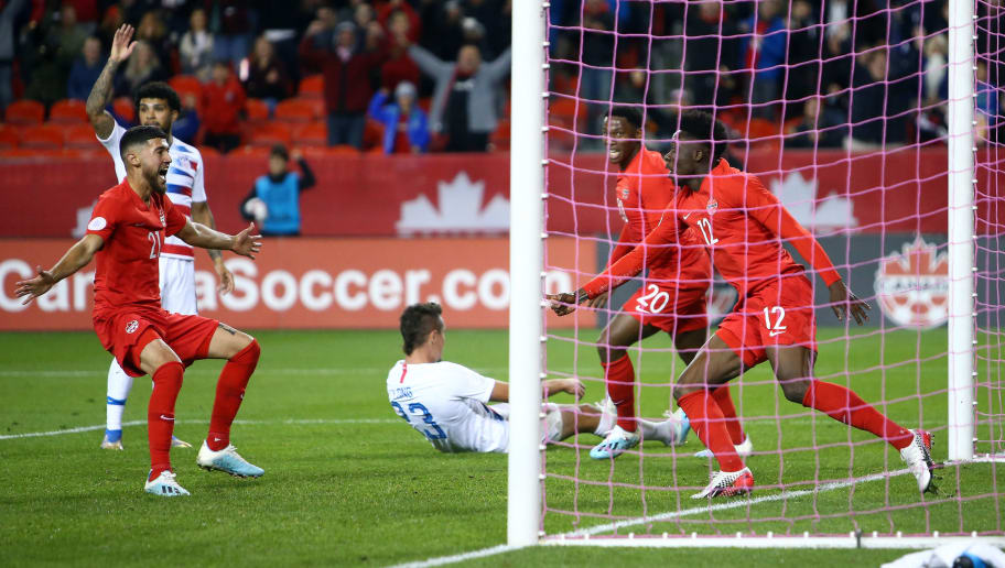 Canada End 34-Year Wait for Win Over USA With Victory in CONCACAF Nations League
