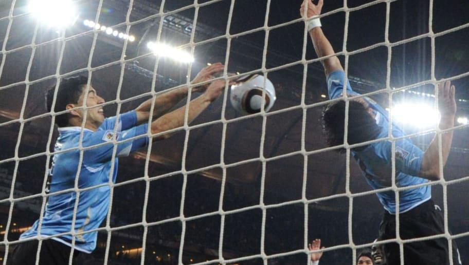 Luis Suárez recordó su famosa mano contra Ghana en el Mundial 2010 ...