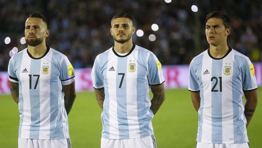Nicolas Otamendi,Mauro Icardi,Paulo Dybala
