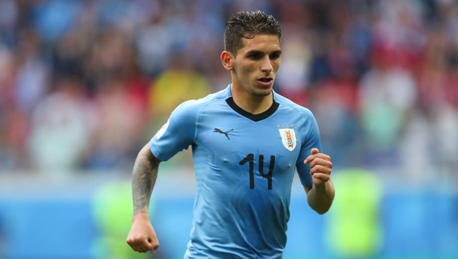 f7975fc9a03 Arsenal New Boy Lucas Torreira Reveals Sweet Reasons Why He Chose the  Number 11 Shirt