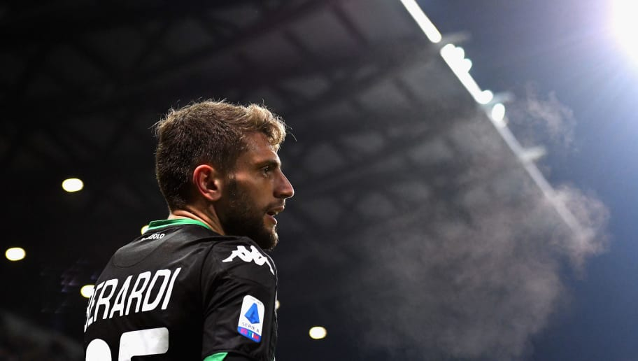 Arsenal Readying Move for Sassuolo Forward Domenico Berardi