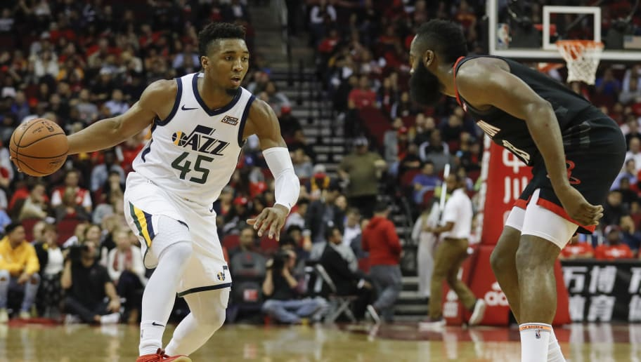 James Harden,Donovan Mitchell