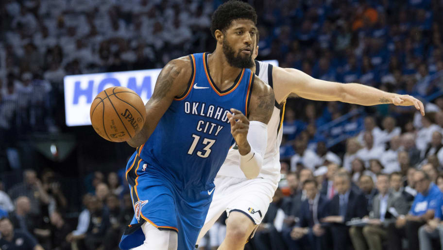 38622900c12e Paul George is Going to Completely Screw up Free Agency if He Stays in OKC