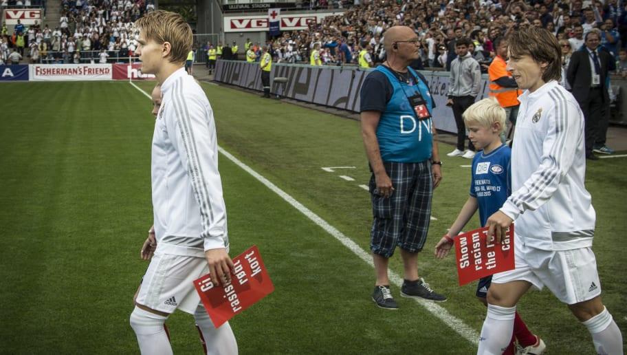 Vaalerenga - Real Madrid  Pre-Season  Friendly match