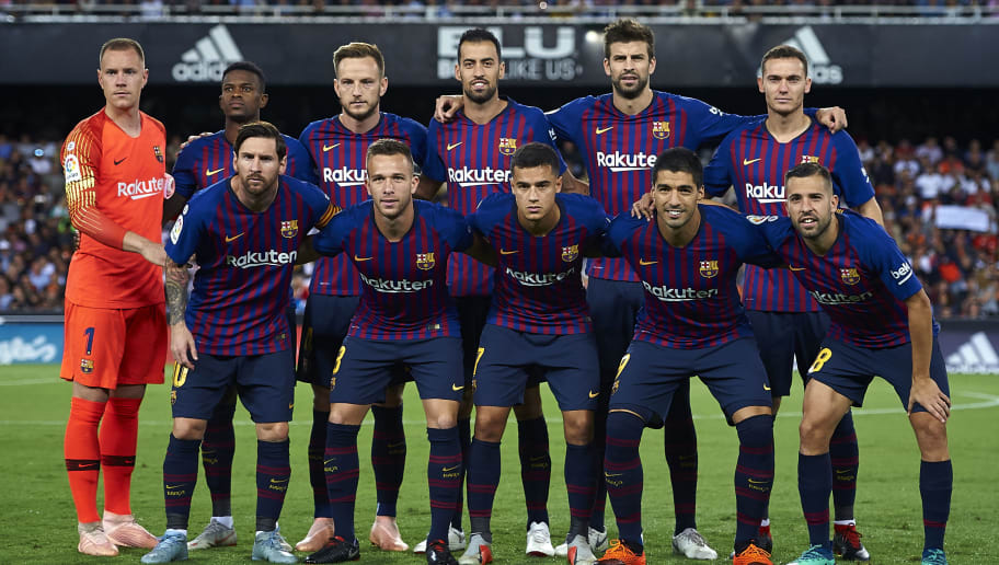 Picking the Best Potential Barcelona Lineup to Face ...