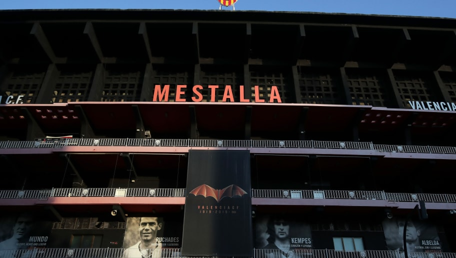 Valencia gelingt Durchbruch beim Stadion-Neubau - Nuevo Mestalla war seit 2009 geplant