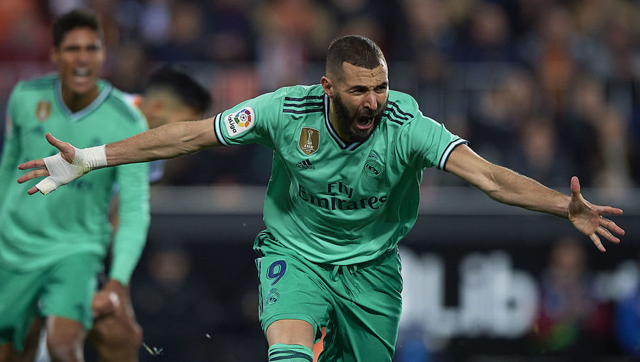 Valencia CF v Real Madrid CF  - La Liga