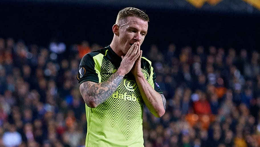 Huddersfield Among Quartet of English Clubs Hunting Out-of-Contract Celtic Star Jonny Hayes
