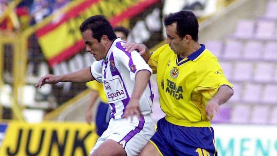Valladolid v Villarreal X